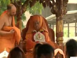 Pramukh Swami Antim Vidhi Photos