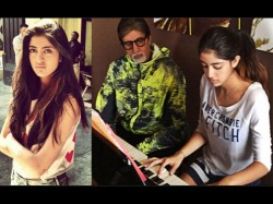Amitabh Bachchan Letter To Granddaughter Navya Naveli For Pink