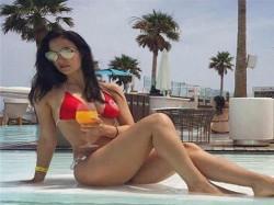 Elli Avram Sizzling Hot Bikini Avtar