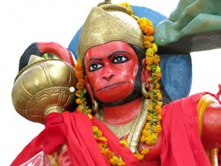 Omg Lord Hanuman Send To Jail Madhubani Bihar