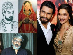 The Budget Of Padmavati Is 190 Crores
