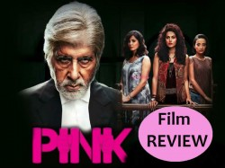 Pink Movie Review Amitabh Bachchan Tapsee Pannu