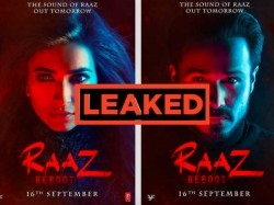 Raaz Reboot Full Download Version Leaked Online