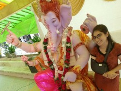 Oneindia Special Share Your Selfie With Ganesh