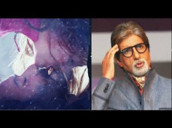 Amitabh Bachchan Comments On Shivaay Kiss