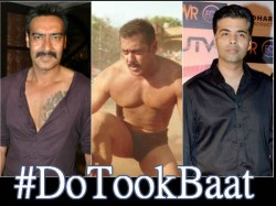 Ajay Devgn Takes Sly Dig At Salman Khan And Karan Johar