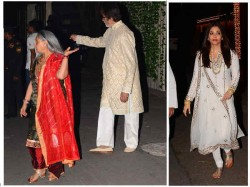 Bachchan Family S Diwali Bash Was Star Studded Affair Attend