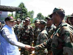 Narendra Modi Will Celebrate Diwali With Itbp Personnel At M