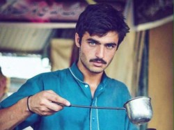 Pakistani Chai Wala Now Become Model Thanks To Social Media