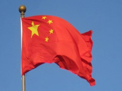 Chinese Flags Waved Kashmir Valley The First Time