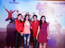 Gujarati Film Fodi Laishu Yaar Music And Trailer Launch