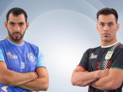 Kabaddi World Cup Final Between India Iran Gujarat Ahmedabad