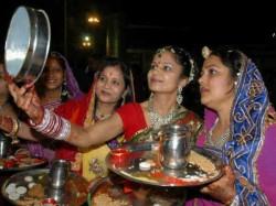 Karwa Chauth Or Karva Chauth Vrat Muhurut Pooja Time