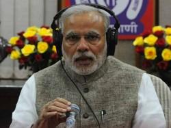 Modi On Radio At 11 O Clock Man Ki Bat