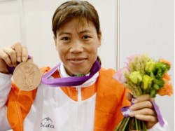 Mary Kom Writes An Open Letter Her Sons