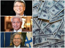 Five Indian Origin Americans Name In 400 Richest Person List