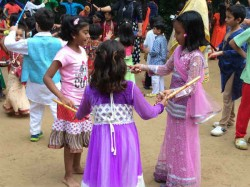 Unique Tradition Of Saurashtra Balika Poojan