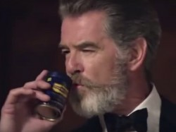 Pierce Brosnan Speaks Up On Pan Bahar Advertisement