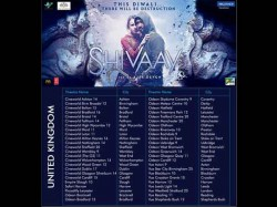Ajay Devgn S Shivaay Release Across 60 Countries Know The