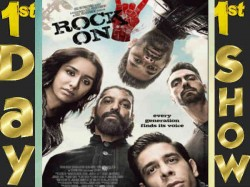 Rock On 2 Movie Review And Audience Review First Day First Show