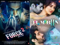 Force 2 And Tum Bin 2 Box Office Collection Prediction