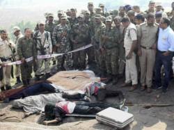 Video Bhopal Encounter Goes Viral On Social Media