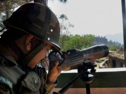 Pakistani Troops Again On Sunday Violated The Ceasefire Kg S