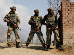 Soldiers Killed An Encounter Machil Jammu Kashmir Body One