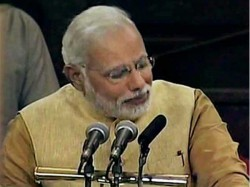 Prime Minister Narendra Modi Met This Morning With Mps From