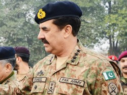 Army Chief General Raheel Sharif Says India S Generations Wi