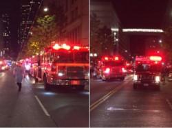 Shootings At An Anti Trump Rally Seattle Washington Many Inj