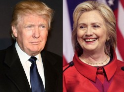 American Presidential Election New Poll Shows Hillary Falls
