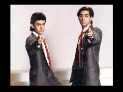 Salman Khan Aamir Khan Love Hate Relationship