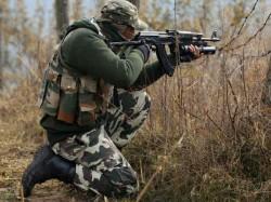 Army And Police Cordoned Off Hajin Village Of Bandipora Jammu Kashmir