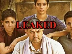 Aamir Khan Movie Dangal Leak On Facebook