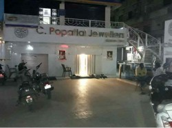 Income Tax Raid Chunilal Popatlal Jewellers Bharuch