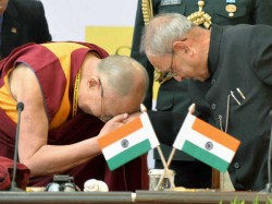 India Strongly Rejects Objection China On The Meeting Dalai Lama And President