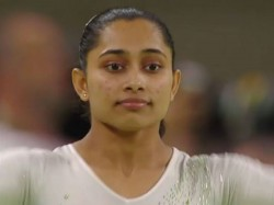 Star Indian Gymnast Dipa Karmakar Has Returned The Bmw Prese