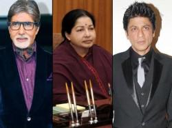 Jayalalithaa Is Dead Rajinikanth Amitabh Bachchan Offer Condolences Twitter