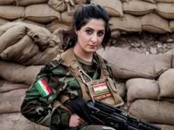 Isis Offers 10 Million Kurdish Woman Fought Them Syria Iraq