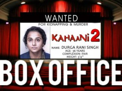 Kahaani 2 Box Office Report Day 1 Opening Day Collection
