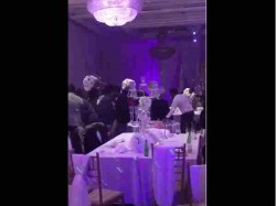 Brides Ex Boyfriend Leaves Her Private Pics On Table That Cause Wedding Brawl Watch Video