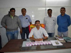 Lakhs New Currency Seized From Morbi Gujarat