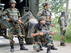 Gunfire Erupts Between Militant And Security Forces In Sopore