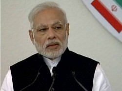 Narendra Modi Emphasized The Need End Terrorism The Region S
