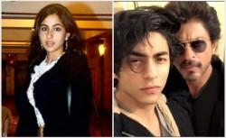 Aryan Khan Sara Ali Khan To Debut In Karan Johars Venture