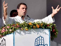 Rahul Gandhi Rally Bahraich Uttar Pradesh