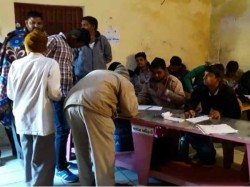 Panchayat Election Voting Rajkot