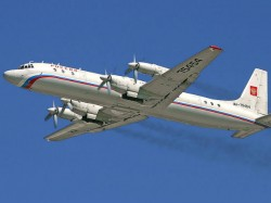 Russian Defence Ministry Plane Crashes Siberia