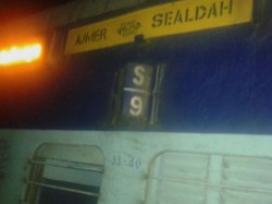 Coaches Saeldah Ajmer Express Derail Near Kanpur More De